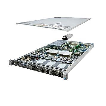 Premium Dell PowerEdge R610 Server 2x 3 33Ghz X5680 6C 48GB (Renewed)