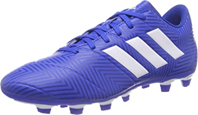 Amazon Com Adidas Men Football Shoes Nemeziz 18 4 Flexible Ground Messi Soccer Boots Db2115 Soccer