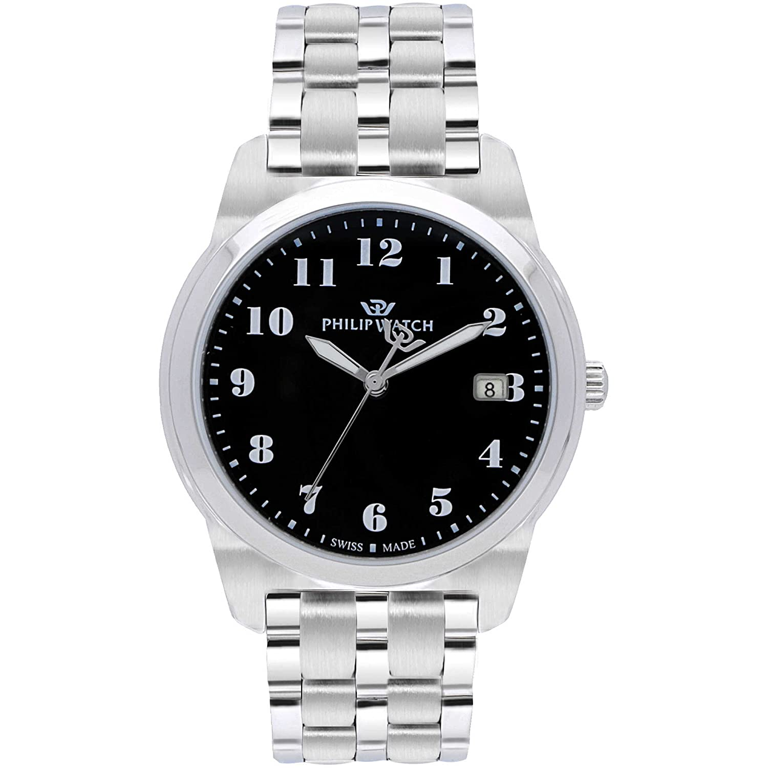 Philip Watch Herrenuhr Timeless R8253495001