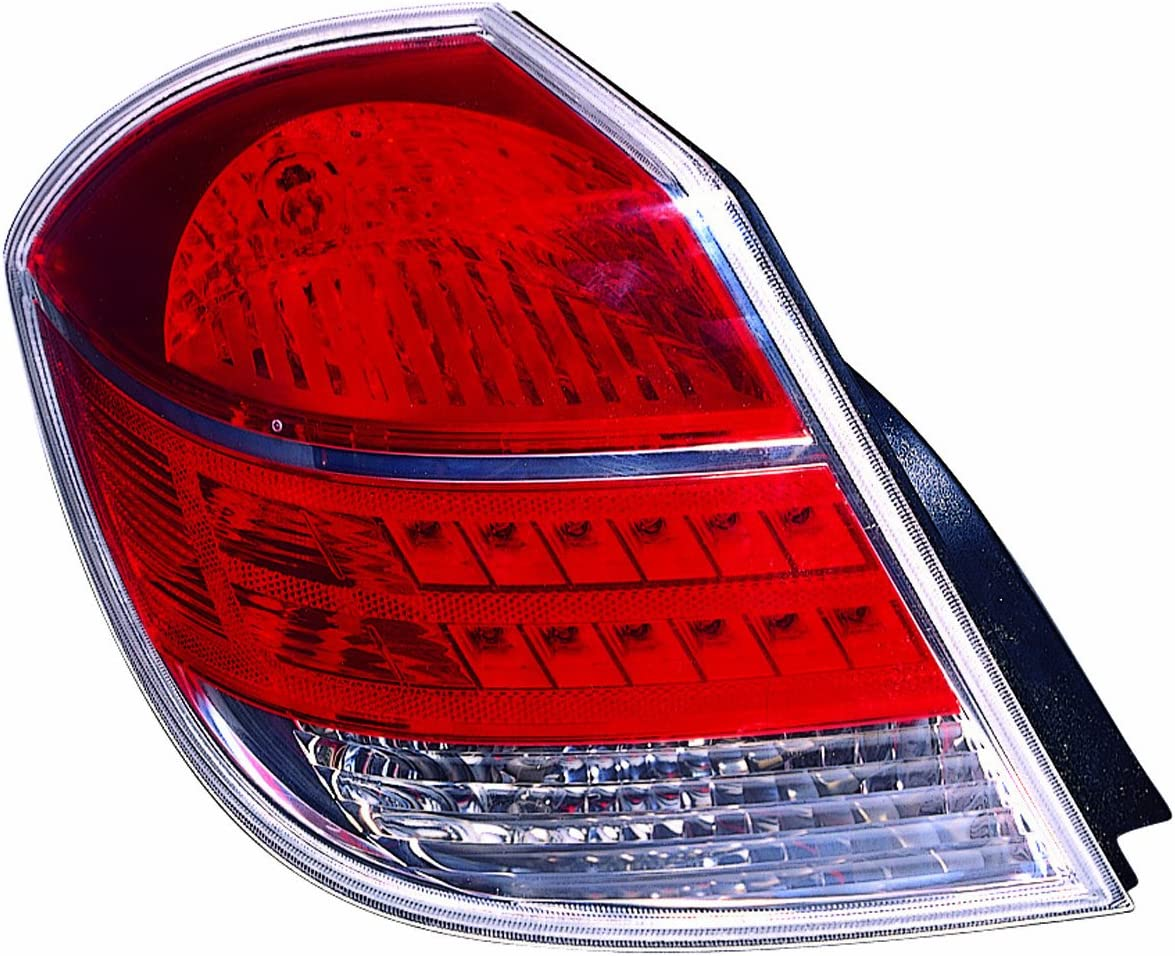 This product is an aftermarket product. It is not created or sold by the OE car company DEPO 335-1940L-AS Replacement Driver Side Tail Light Assembly