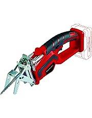 Einhell Akku-Astsäge GE-GS 18 Li – Solo Power X-Change (Lithium Ionen, 18 V, Sägeblattlänge 150 mm Qualitäts-Sägeblatt, werkzeugloser Sägeblattwechsel, abnehmbarer Astbügel, ohne Akku und Ladegerät)