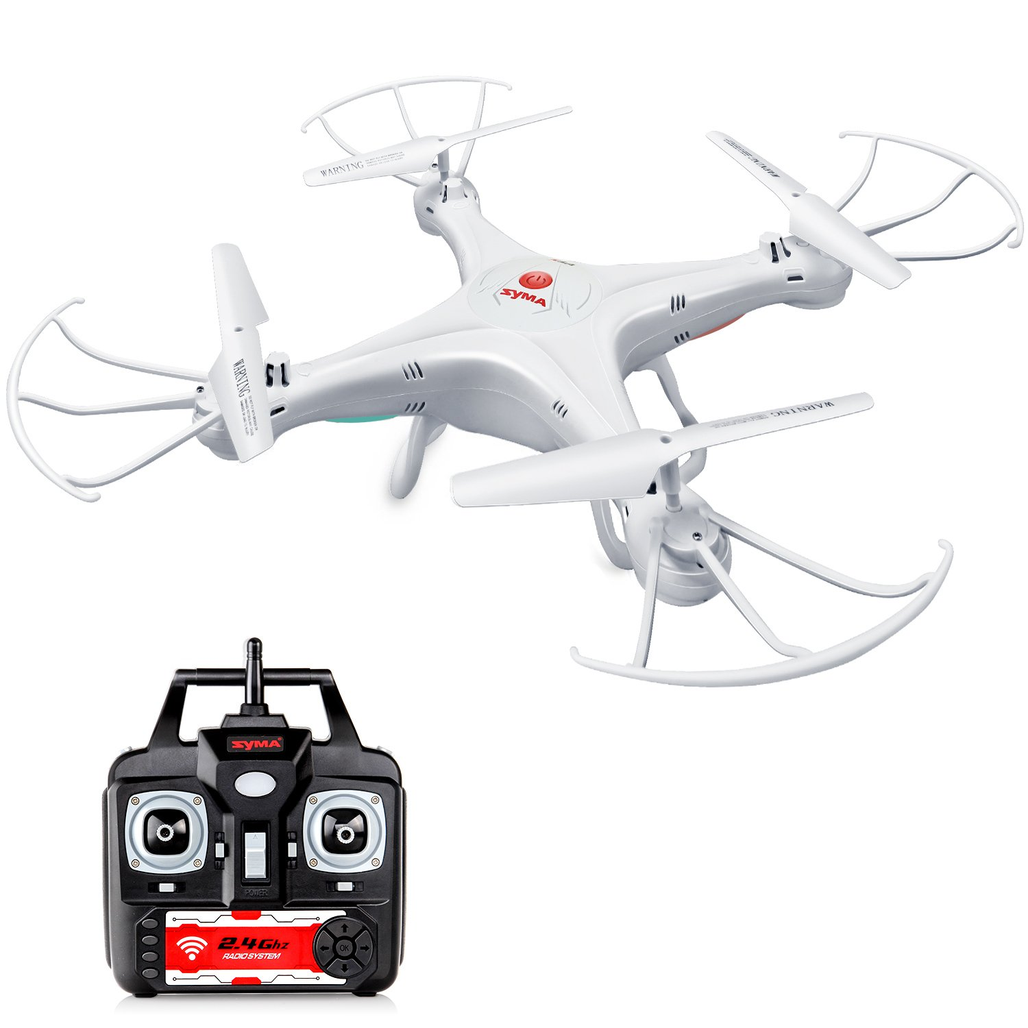 DoDoeleph Syma X5A-1 RC Headless Quadcopter Toys RTF 2.4Ghz 6-Axis Gyro Drone Without Camera