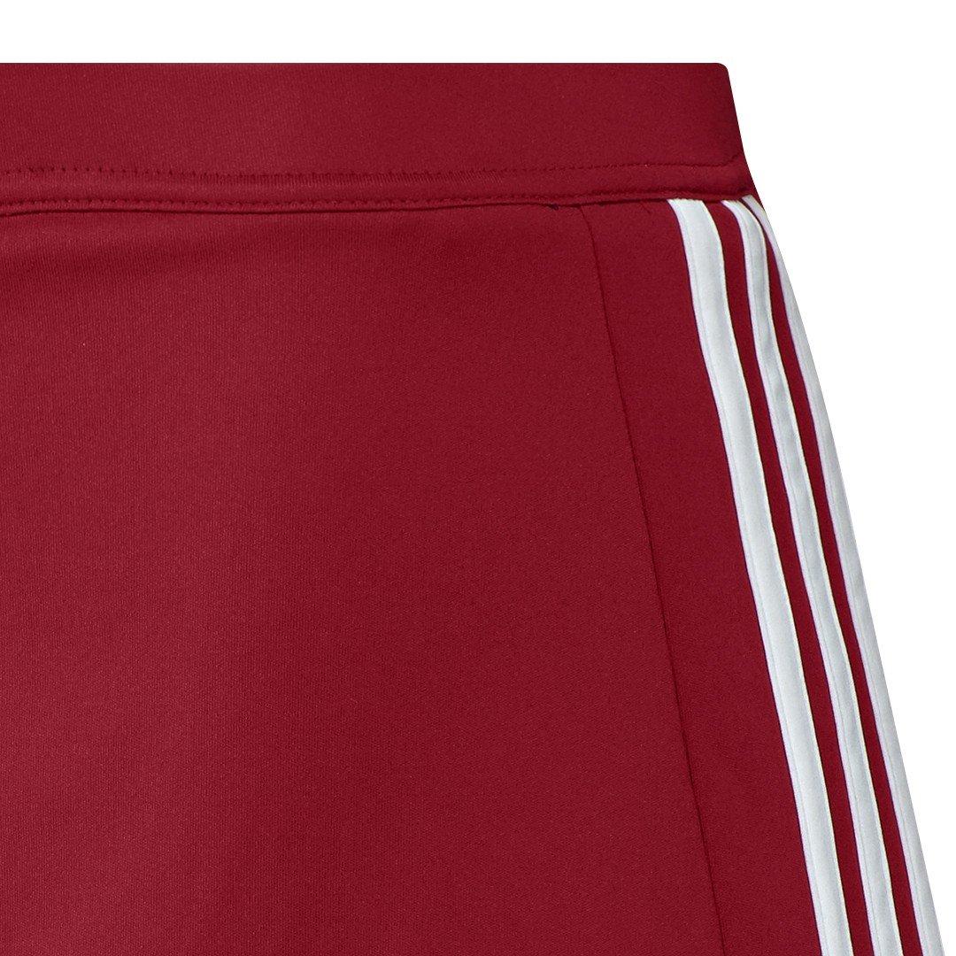 the best attitude d4a71 fdc30 Adidas T16 Ladies Skort Girls Sports Skirt (Medium, Red)  Amazon.co.uk   Clothing