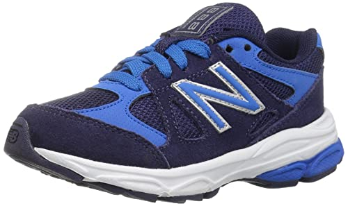 big sale f608d d5401 New Balance Boys  888 Running Shoe, Navy 1 Blue, 2 M US