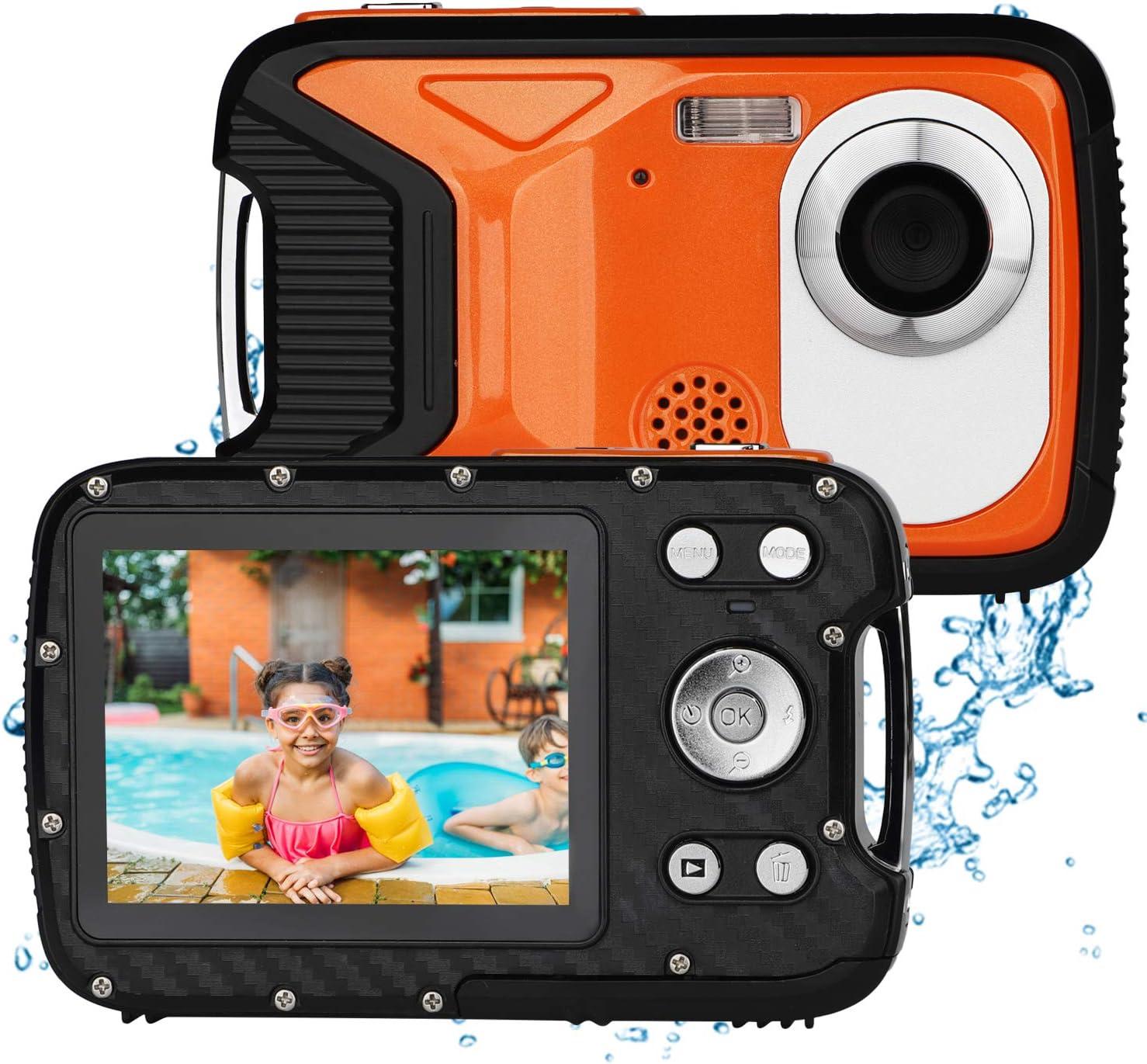 BYbrutek Cámara Digital para Niños, 21MP 1080P Full HD, 5 Metros ...