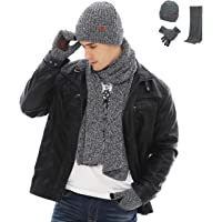 2fa94dd6 Amazon Best Sellers: Best Men's Cold Weather Scarves