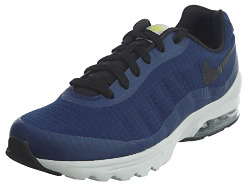 good lower price with genuine shoes NIKE Men's Air Max Invigor Print Running Shoes