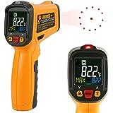 Aidbucks PM6530B 赤外線放射温度計 範囲-50℃~550℃/-58°F~1022°F 日本語説明書PDF