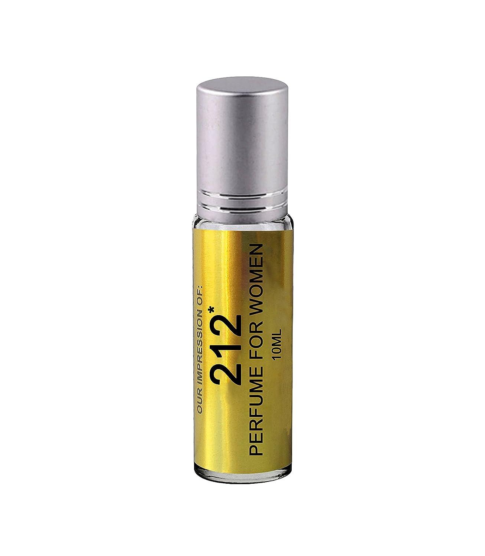 Perfume Studio Premium Fragrance Oil IMPRESSION with SIMILAR Perfume Accords to: -{212_PERFUME}_{WOMEN}-; 100% Pure No Alcohol Oil (Perfume Oil VERSION/TYPE; Not Original Brand)