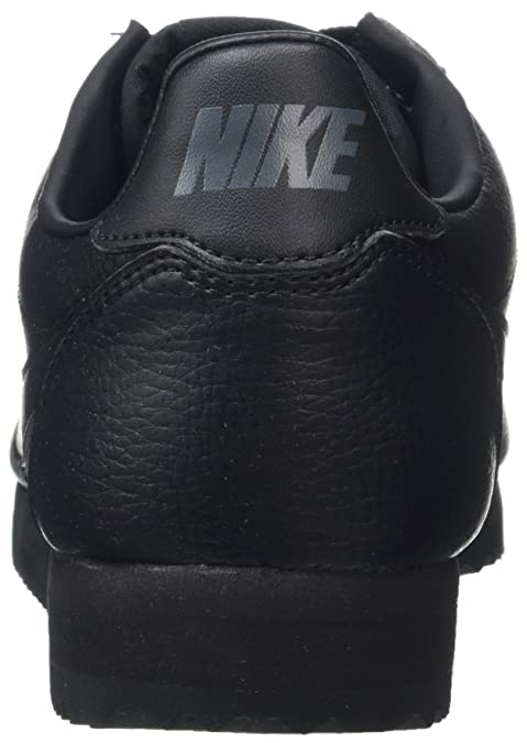 cheap for discount c4fb2 e4767 Nike Mens Classic Cortez Leather Low-Top Sneakers Black-Anthracite, 8.5 UK  43 EU Amazon.co.uk Shoes  Bags