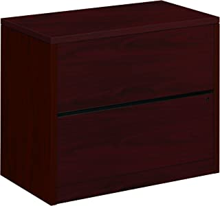 product image for HON 10563NN 10500 Series Two-Drawer Lateral File 36w x 20d x 29-1/2h Mahogany
