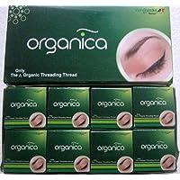 Organica Eyebrow Threading Antibacterial Cotton Threads Facial Hair
