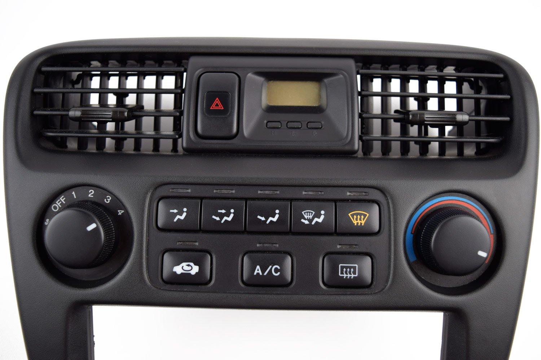 98 99 00 Honda Accord Climate Control Info Display Dash Evaporator Bmw New X5 Ori Behr Bezel Automotive
