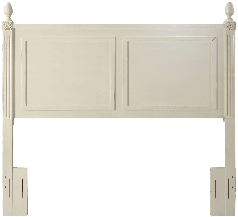 Crosley Furniture CF92003-501CR Bourdeaux Wood Headboard, Queen, Cream by Crosley Furniture