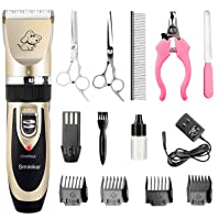 Sminiker Professional Dog Grooming Clipper