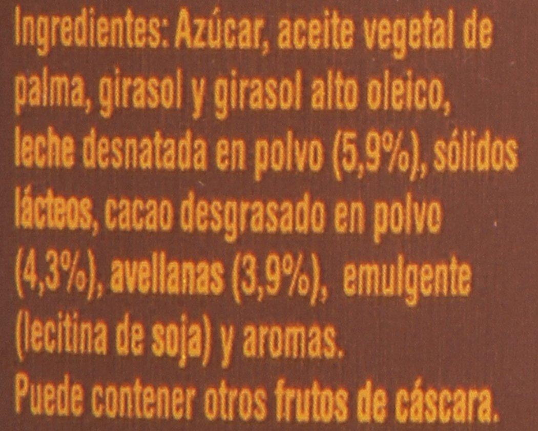 Nocilla La autentica Doble crema al Cacao y Leche con Avellanas - 650 g: Amazon.es: Amazon Pantry