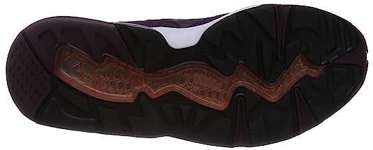 grossiste bd98e d944a Puma Baskets R698 Fast Graphic pour Femme Couleur Prune ...