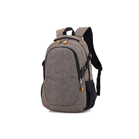 f3a3a46ca47c Amazon.com: Backpack Canvas Travel Bag Backpacks Men and Women ...
