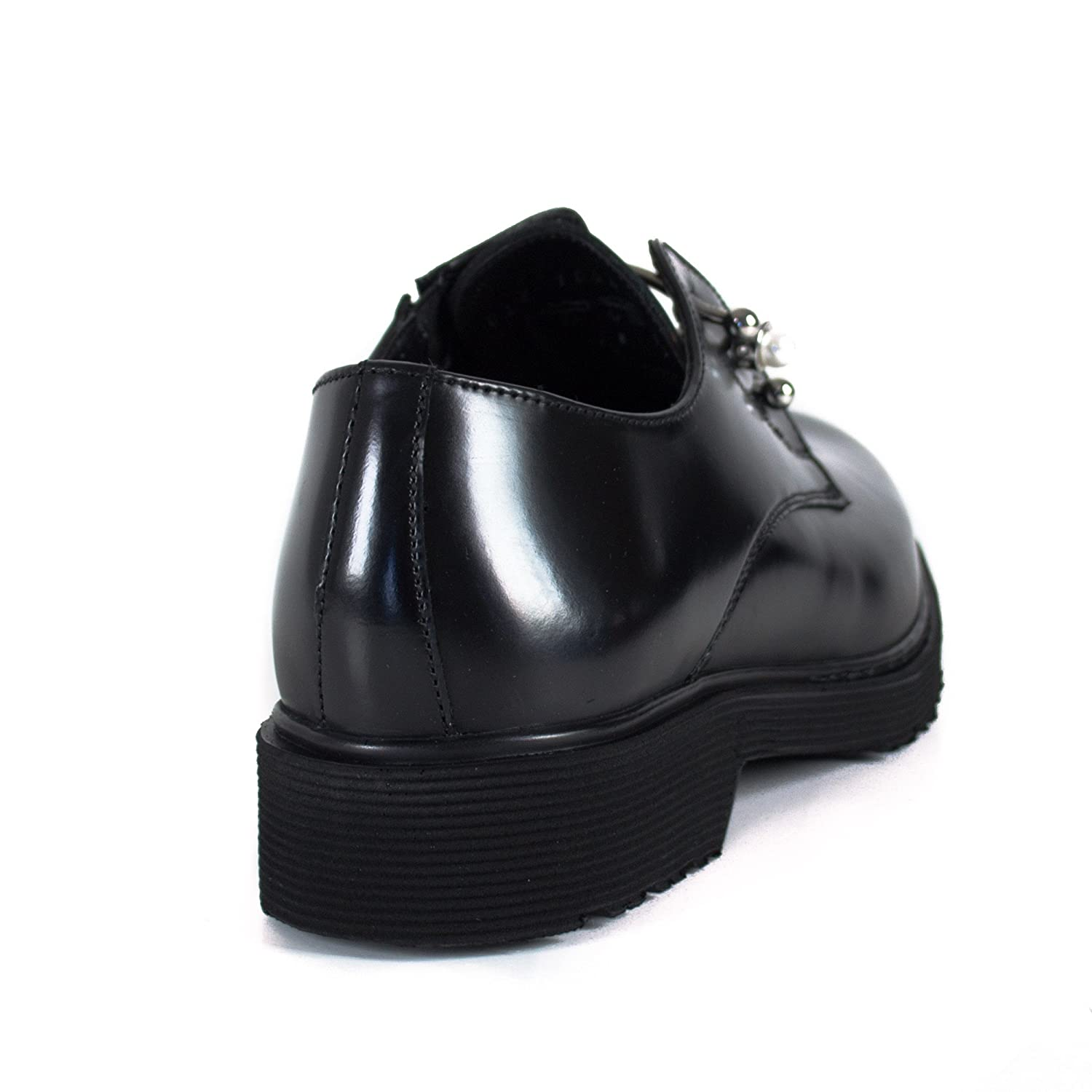 Cult Donna Allacciato CLE103093 CLE103093 CLE103093 Rose Low 1742 Brushed Leather Black Nero 65f973