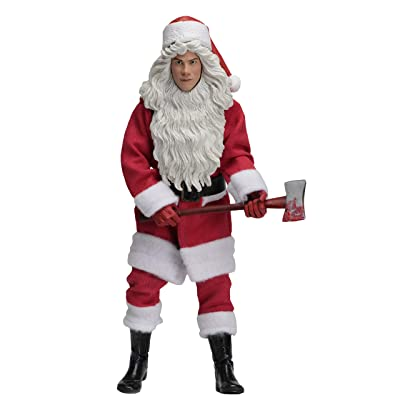 "NECA - Silent Night, Deadly Night - 8"" Clothed Figure - Billy: Toys & Games"