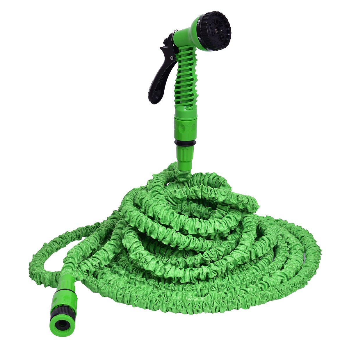 Casart Manguera - Manguera de jardín al aire libre, verde ...