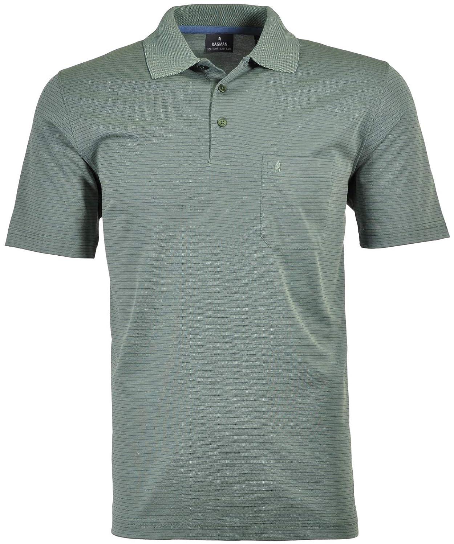 Ragman Herren Poloshirt Fineliner B01N3BLCYP Poloshirts Jeder beschriebene Artikel ist verfügbar
