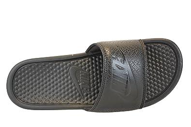 half off a1448 a7caf Nike - Claquettes Tongs Sabots - Claquettes Benassi JDI