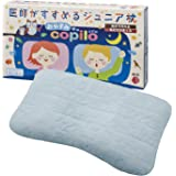 東京西川 ジュニア用枕 医師がすすめるシリーズ ブルー EH97052018B