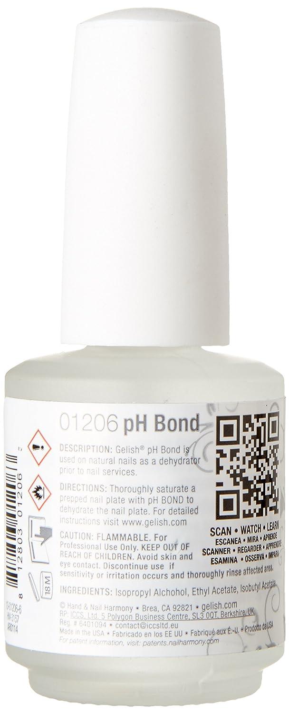 Amazon.com : NEW Gelish Harmony pH Bond Dehydrator Nail Prep Soak ...