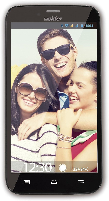 Wolder miSmart Wink - Smartphone Libre de 5