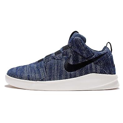 Nike Mens Air Shibusa PRM, OBSIDIAN/OBSIDIAN-SAIL, 6.5 M US