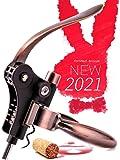 RedNoel Wine Corkscrew Opener Set Legend Bottle Opener Rabitt Wine Opener Wine Accessories Opener Wine Corkscrew Opener…