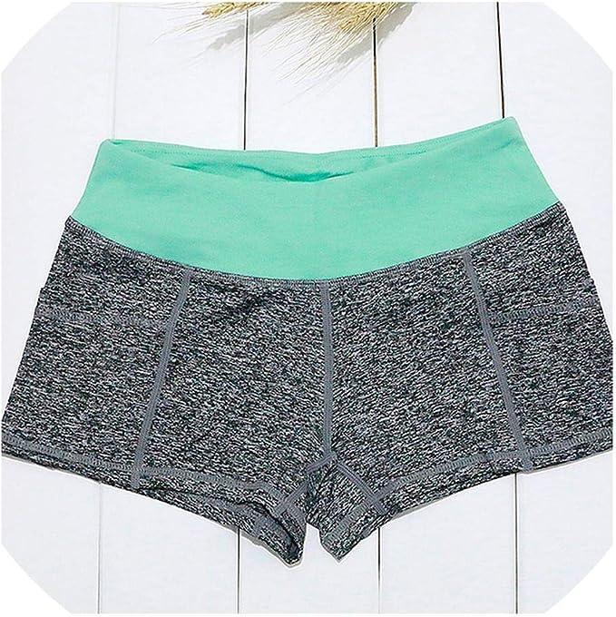 Fitness Shorts Women Dry Fit Spandex Fitness Yoga Shorts ...