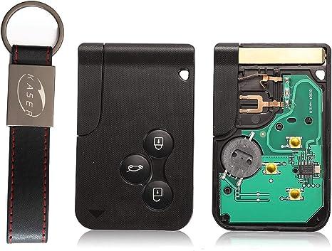 Schlüssel Fernbedienung Für Renault Mit Elektronische Elektronik