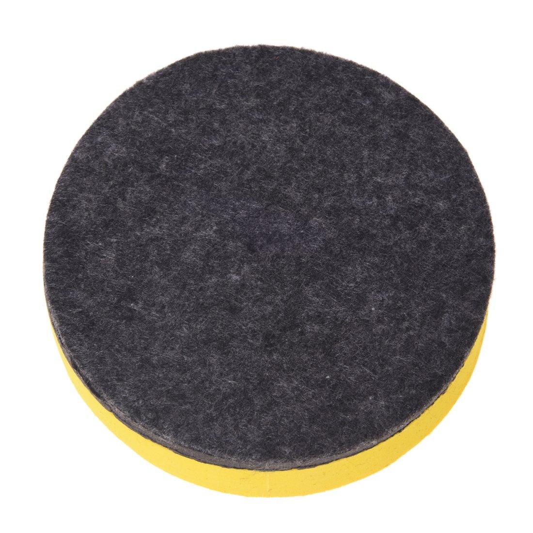 TOOGOO Magnetic White Board Blackboard Dry Wipe Dry wipe Marker Cleaner Eraser School R