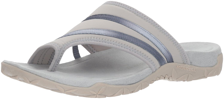 Merrell Women's Terran Ivy Wrap Sport Sandal B078NH53KW 5 B(M) US|Monument