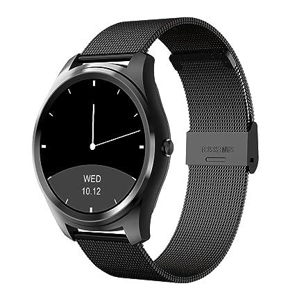 Diggro DI03 Smartwatch Bluetooth Siri Reloj inteligente Ultra-fino IP67 Monitor de ritmo cardíaco Pedometer