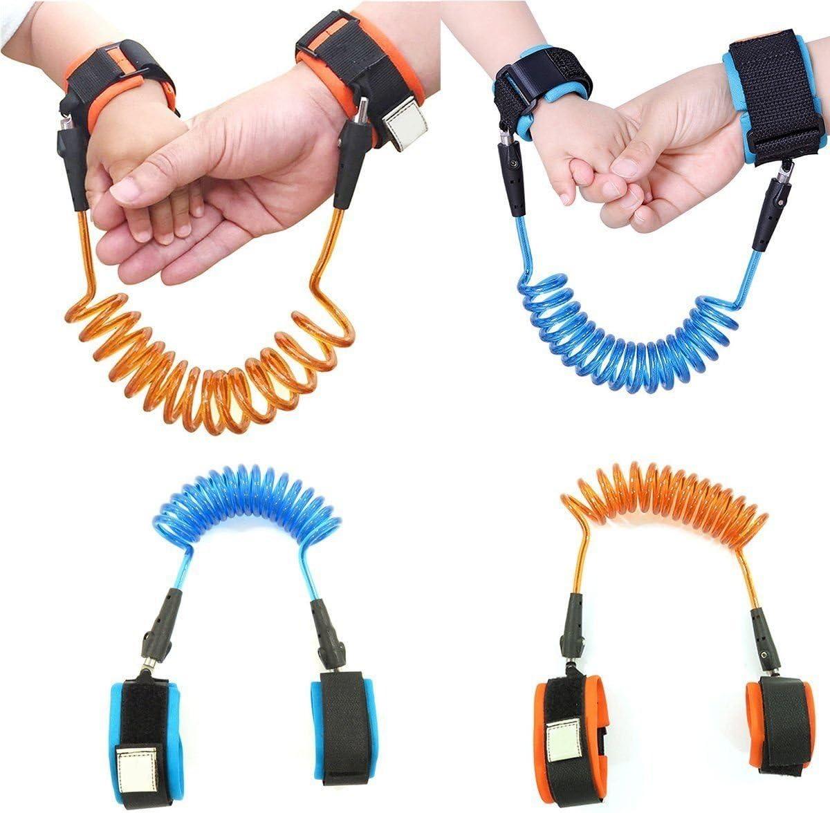 Takestop® Cable Esposas de muñeca de seguridad bebé andar Sicuri ...
