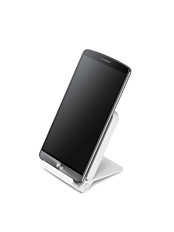 LG WCD-100 - Cargador de móvil por inducción para LG G3, blanco