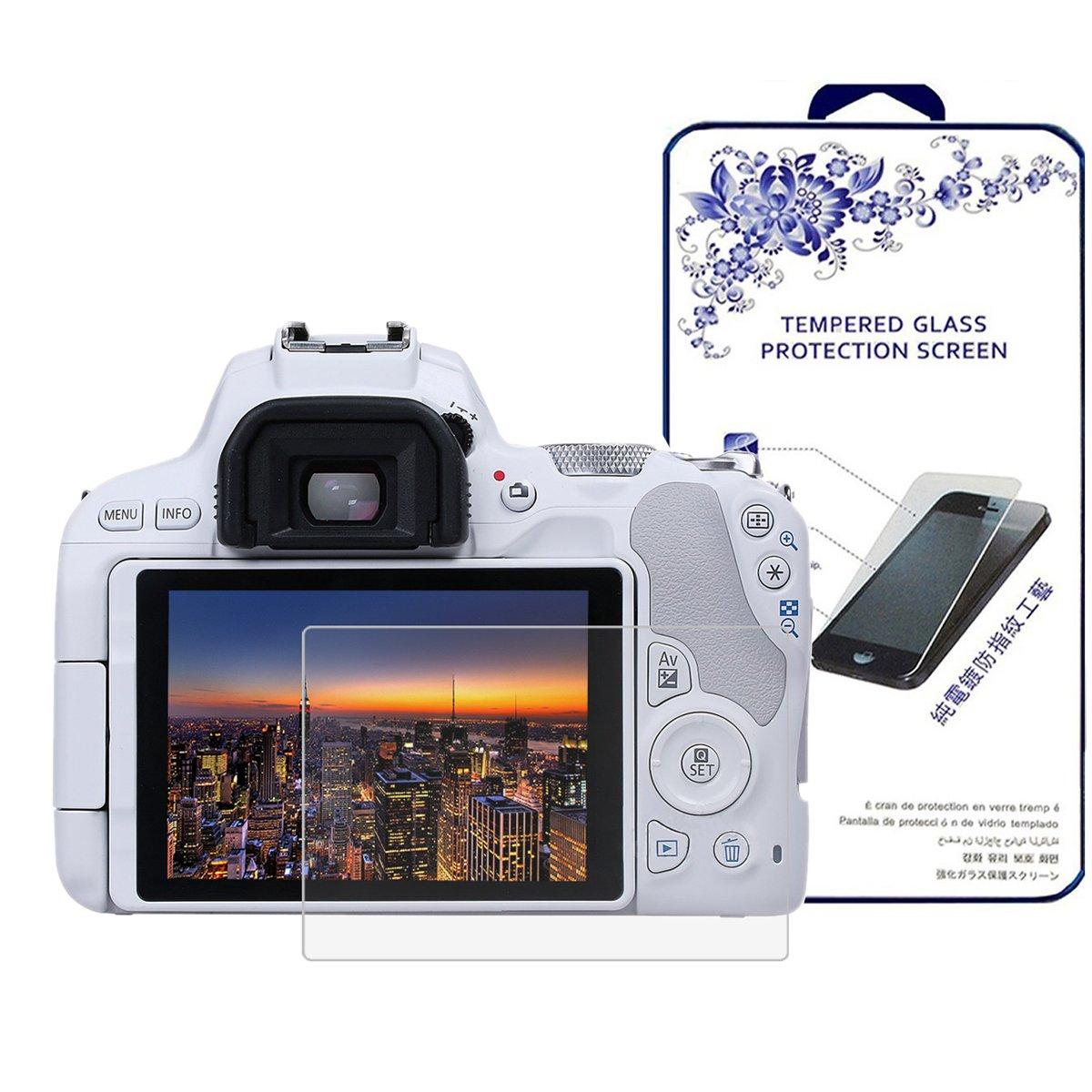 Canon Eos 200D/KISS 9/SL2 - Protector de pantalla para cámara ...