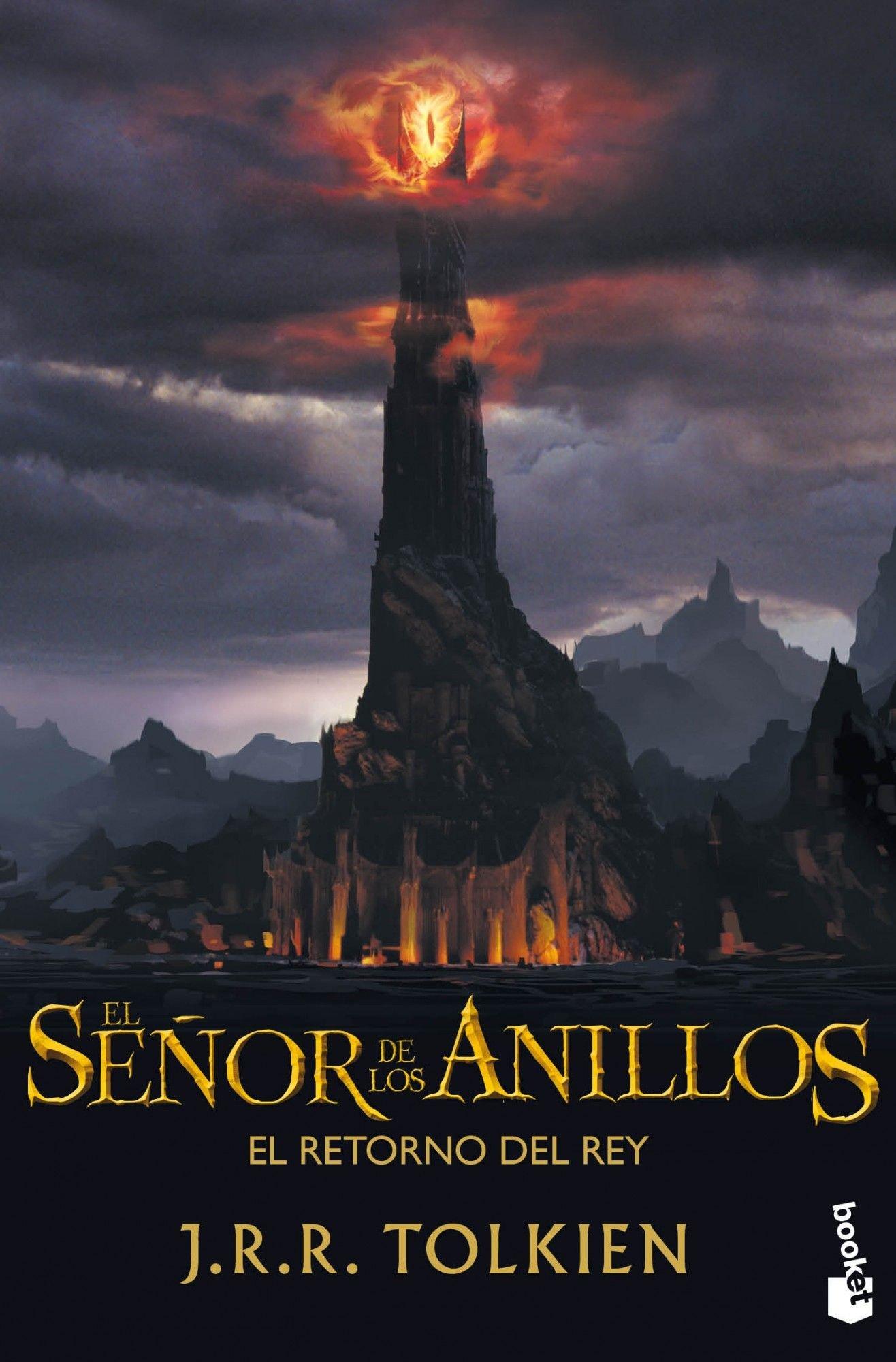 Resultado de imagen de El Señor de los Anillos y el Retorno del Rey - J.R.R. Tolkien;