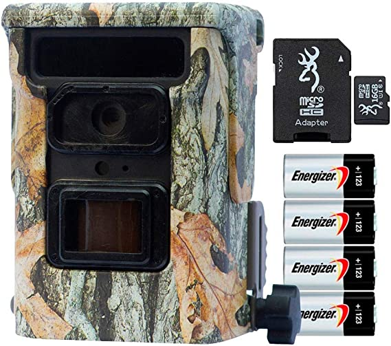 Browning Defender 940 20MP Trail Camera with Memory Card and Batteries