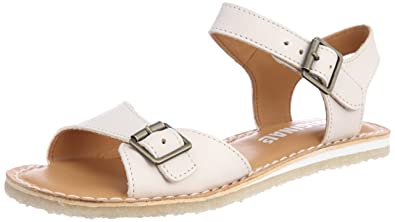 362488c4bd6b Ladies Clarks Originals Sandals Kestral Soar White Leather Size 5.5 ...