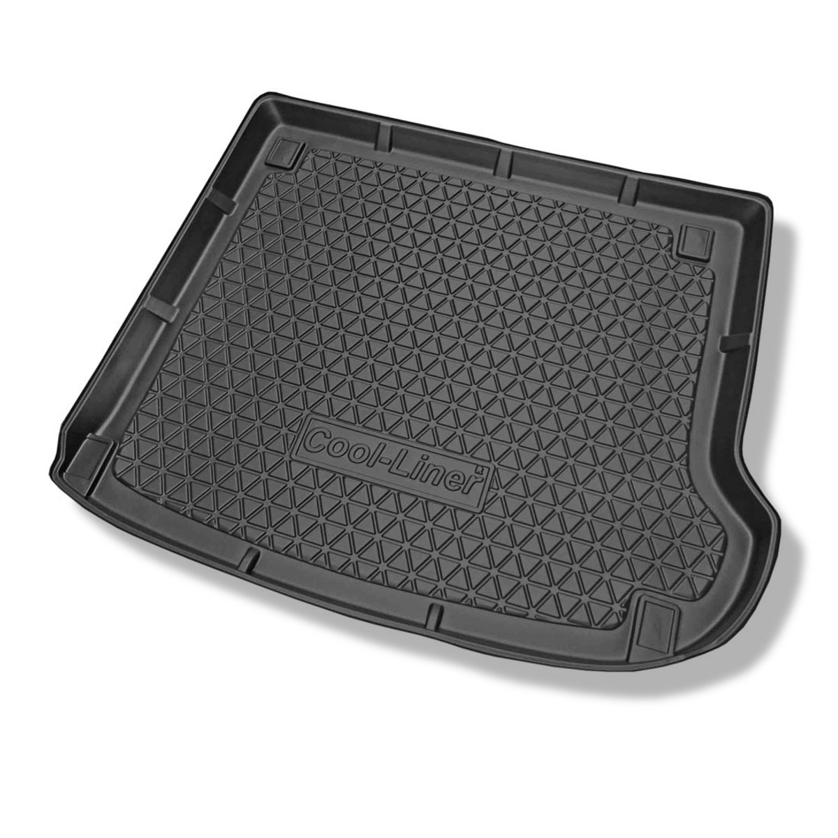 Mossa Car trunk mat - boot liner - Fits perfectly Odourless - 5902538550413