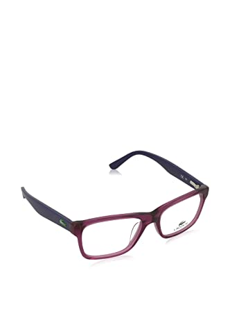 62cda1d7a7a Eyeglasses LACOSTE L 3612 514 VIOLET at Amazon Men s Clothing store