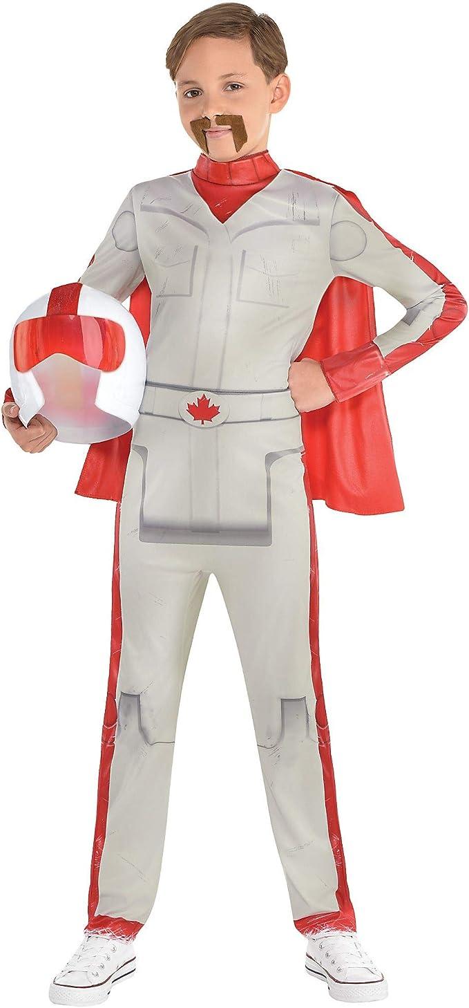 Amazon.com: Disfraz de Duque Caboom para niños, Toy Story 4 ...