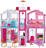 Barbie 2016 Town House, Pink