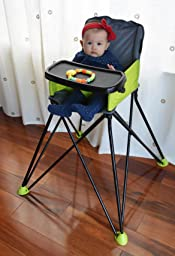 Amazon.com : Summer Infant Pop N\u0026#39; Sit Portable Highchair : Baby