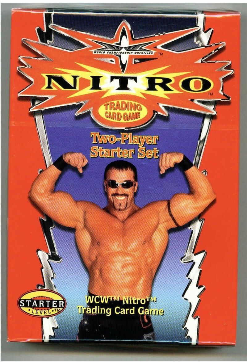 Topps WCW Wrestling Trading Cards *WCW NWO NITRO* KOMPLETTSATZ 72 Karten wwe wwf