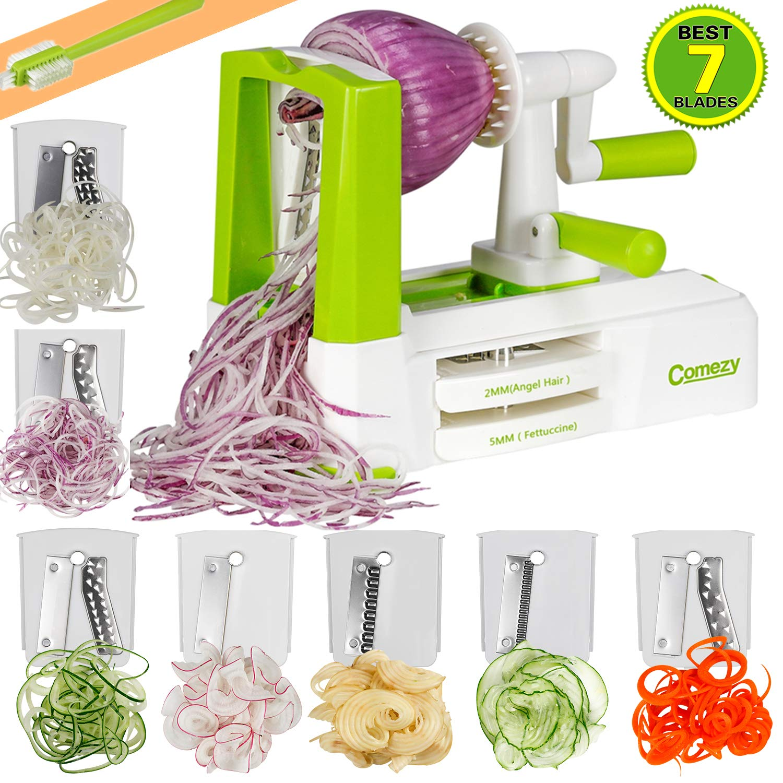 Vegetable Spiralizer ONLY $21.